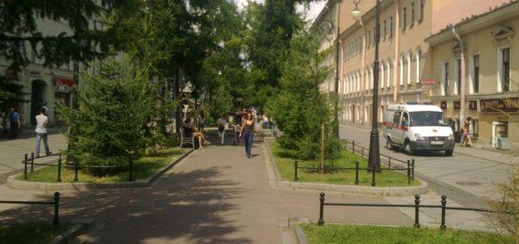 Предложения по благоустройству территорий и улиц